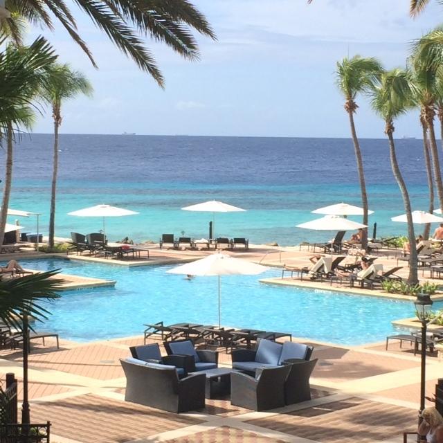 Curacao Marriott  -TeNeya Sneed