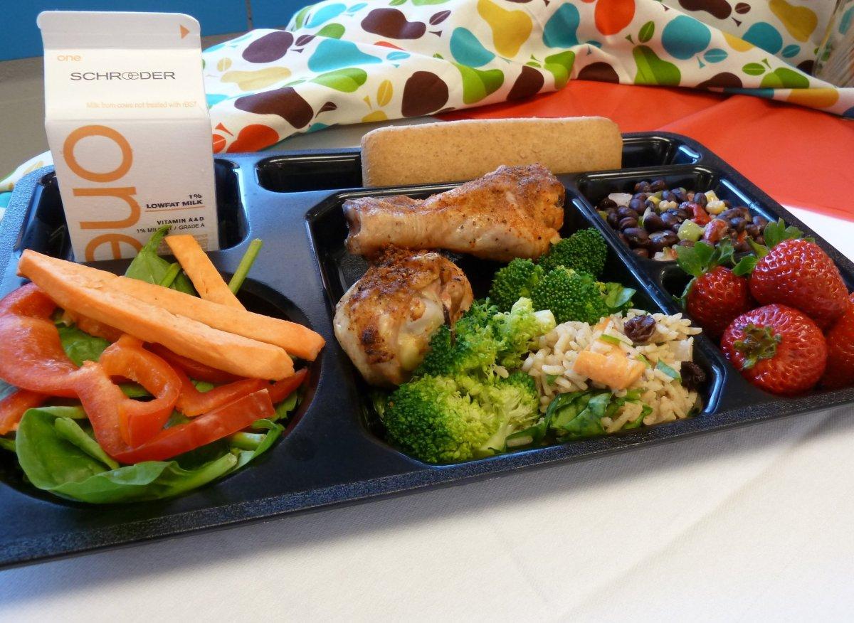 Healthy School Food | www.pixshark.com - Images Galleries ...