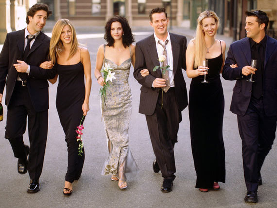 It may be 10 years since Phoebe, Monica, Rachel, Chandler, Joey and Ross sunk their last coffee at Central Perk, but barely a