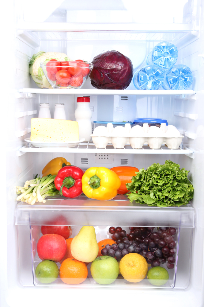 The big mystery of the fridge is: How do the shelves get so grimy, if nothing has spilled? You won't have to scrub them again