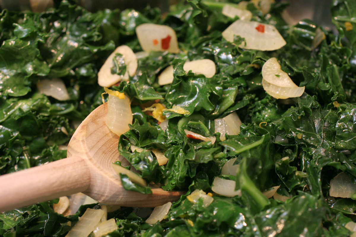Keep pre-washed greens handy for instant salads, or to toss into pastas, sauces and soups. Pre-washed kale is a great option