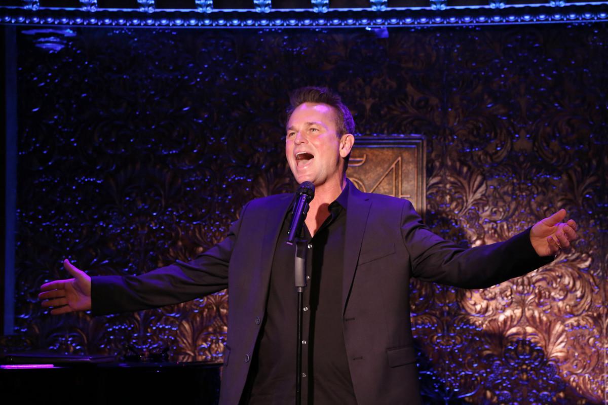 "The Tony-nominated ""Star Search"" veteran plays New York's 54 Below on Jan. 15-18. <a href=""http://54below.com/artist/sam-harr"