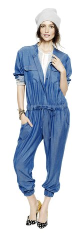 "$308, <a href=""http://hatchcollection.com/shop/product/JumpsuitFall2013/"" target=""_blank"">Hatchcollection.com</a>"