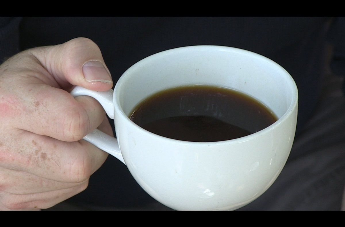 "No drink is more connected to the modern human experience than a cup of coffee! A powerful statement for the <a href=""http://"