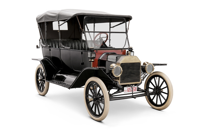 """When Ford Motor Company introduced its new Model T on October 1, 1908 it was a text book example of the right product at the"