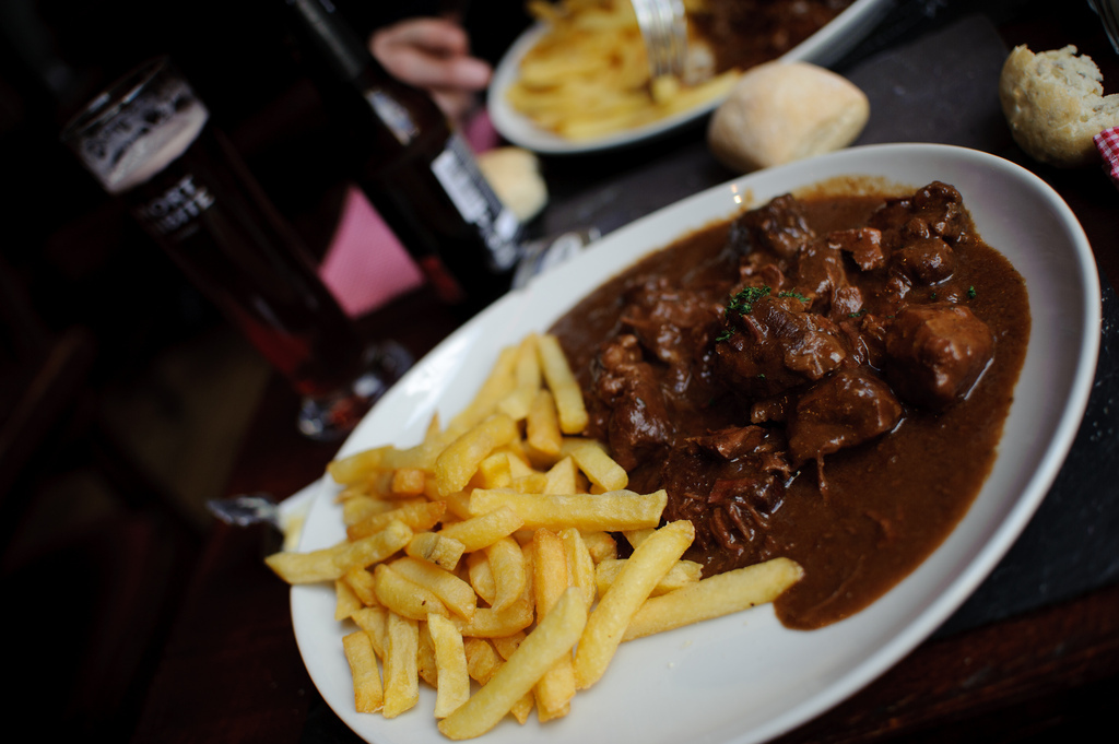 13 foods thatll make you want to visit belgium photos huffpost think beef bourguignon but replace the wine with beer pure genius we know forumfinder Images