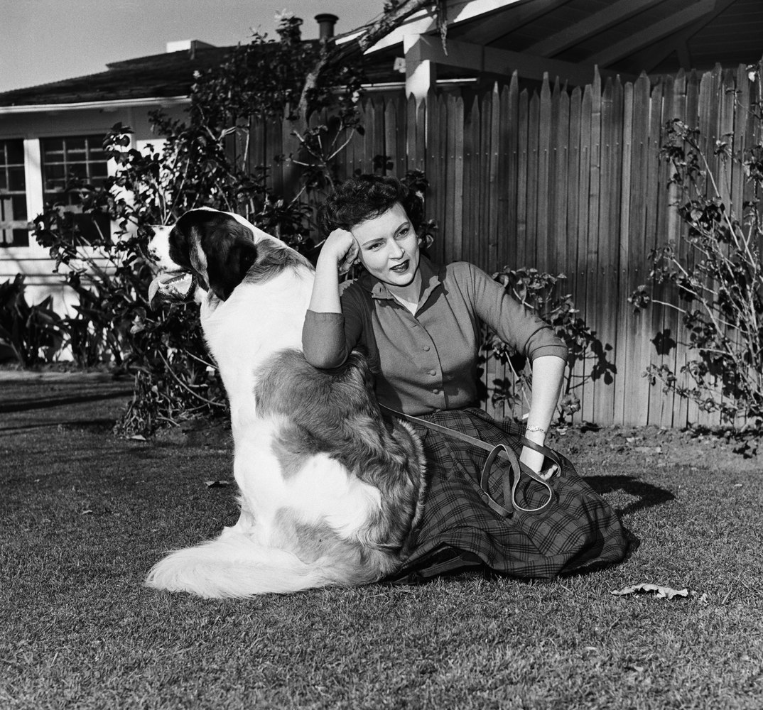 35 fabulous vintage pics of betty white in honor of her 92nd getty images bookmarktalkfo Images