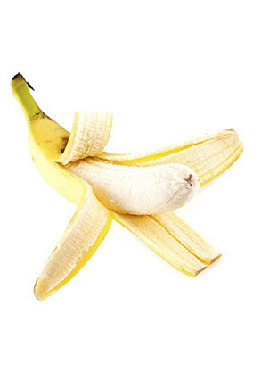 It seems obvious to open a banana by the stem, but the fact is, doing so often results in a sort of thumb-wrestle with the fr
