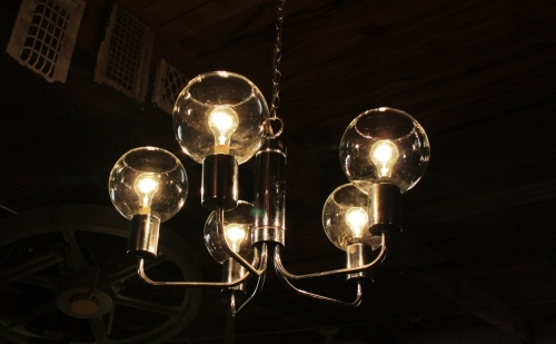The place to find gorgeous vintage lighting from a wide variety of eras.