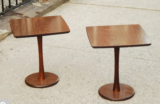 If you've ever had your heart broken over a promising midcentury find that ended up being a little too worse for the wear, yo