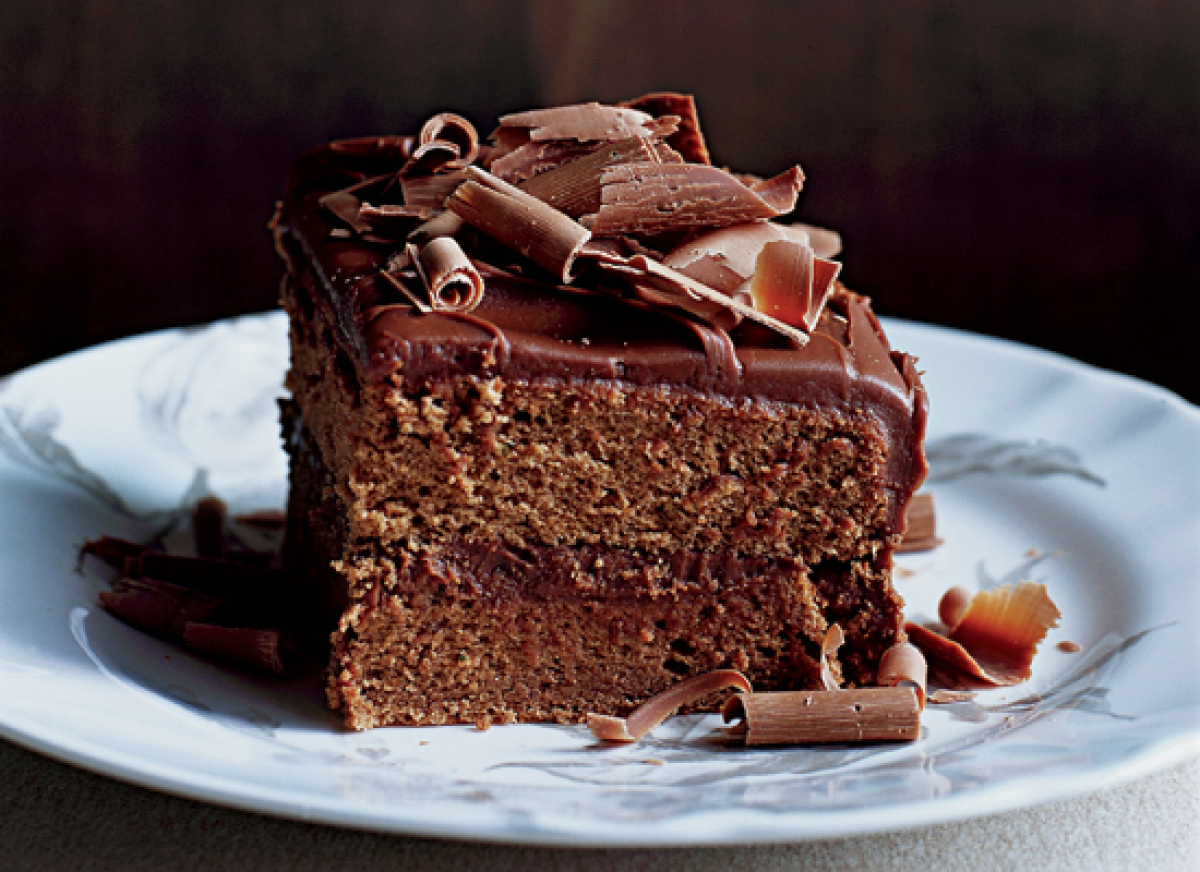 Tasty Vegan Chocolate Cake Recipe