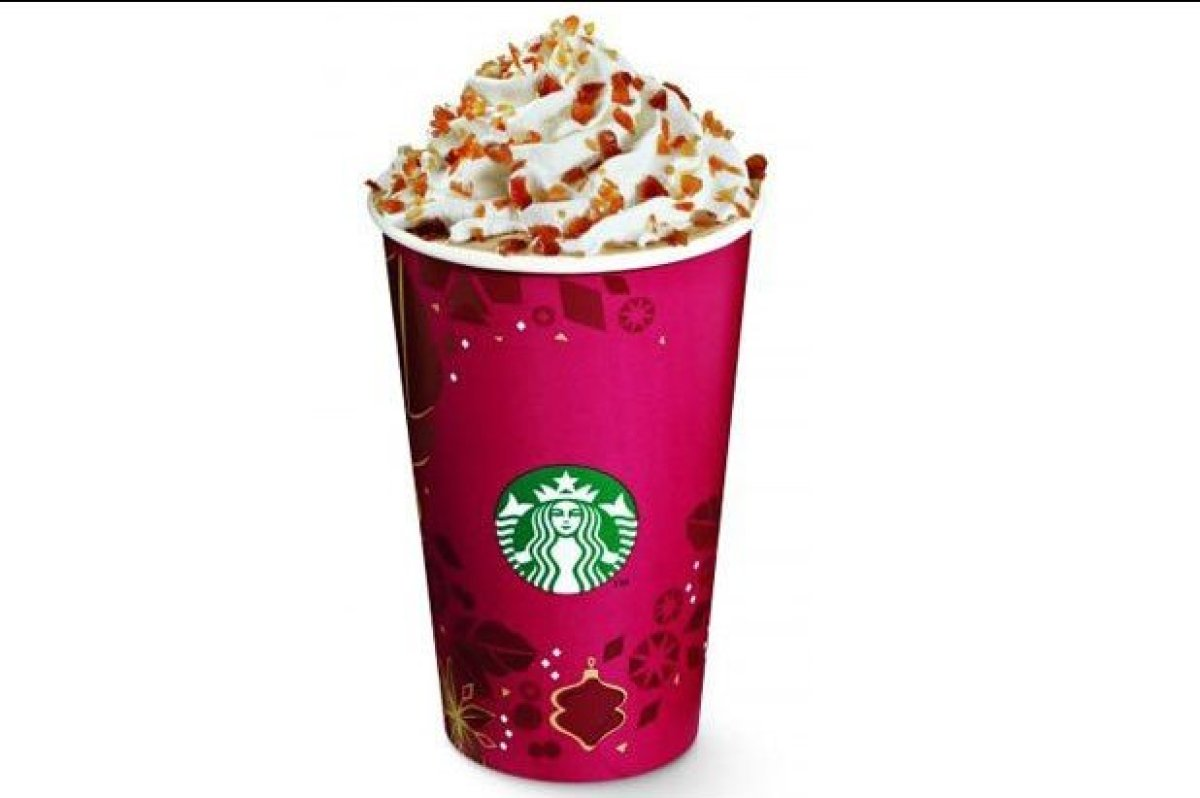 Best Starbucks Drinks With Caramel