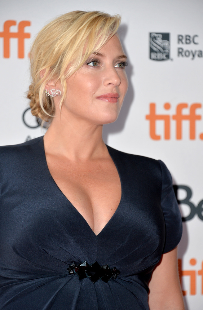 TORONTO, ON - SEPTEMBER 07:  Actress Kate Winslet attends the 'Labor Day' premiere during the 2013 Toronto International Film
