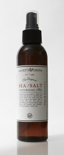"""$30, <a href=""""http://www.lavettandchin.com/products/sea-salt-texturizing-mist"""" target=""""_blank"""">Lavettandchin.com</a>"""