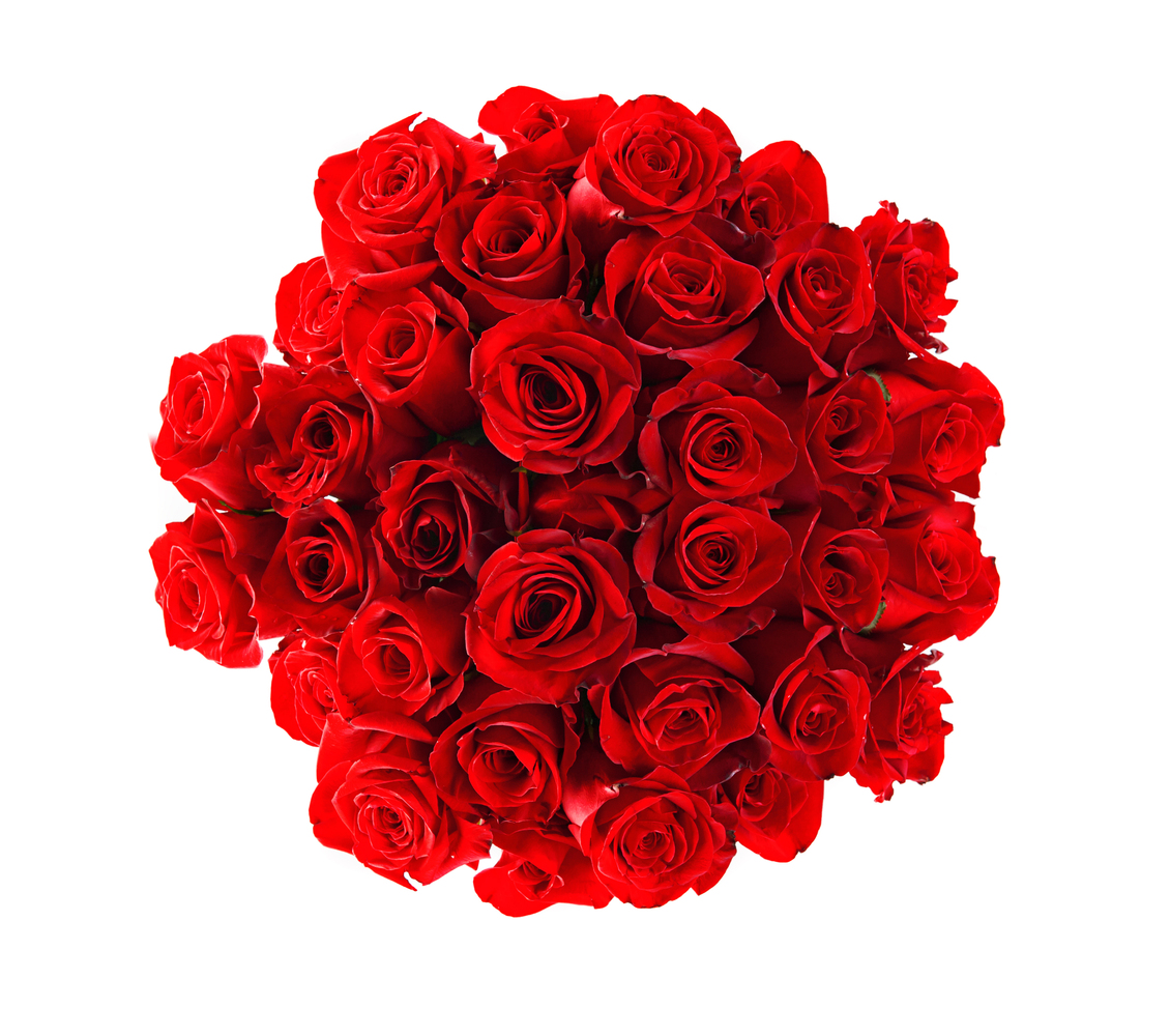 Red roses are a Valentine's Day classic for a good reason — they represent love and romance, and they have been a powerful sy