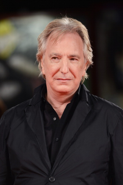 Rickman has won numerous acting awards, including a BAFTA, a Golden Globe, and a Screen Actors Guild Award, but he didn't lan