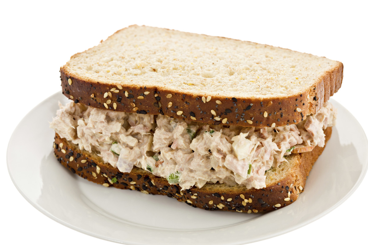 Need we explain? Tuna salad is one of the most distinctly awful foods to bring on a plane.