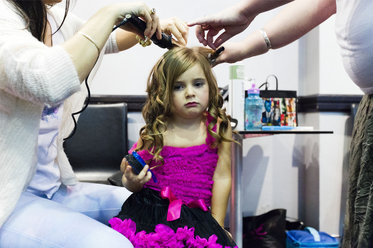 """<strong>Australia - Finalist Arts & Culture Professional Competition: </strong> """"'Sparkle, baby' explores girl culture in Aus"""