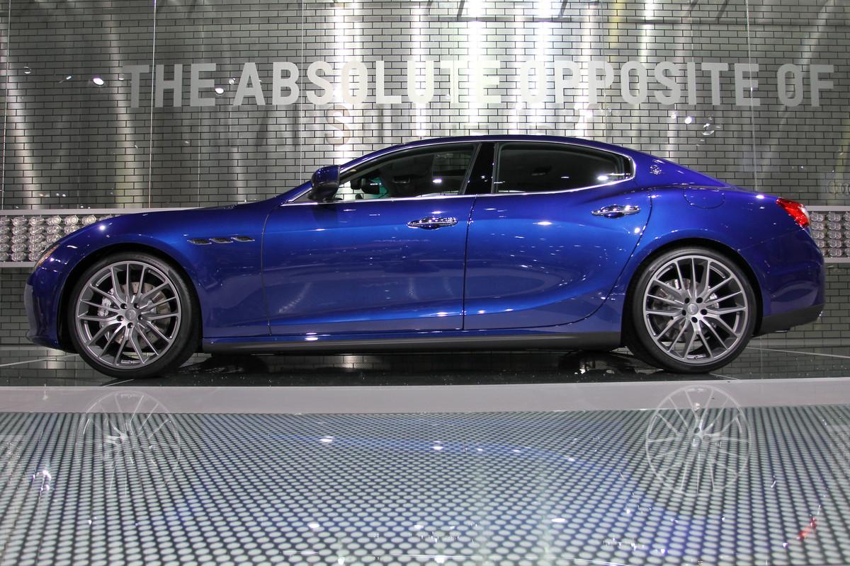 "<br>Per Car and Driver: ""The <a href=""http://blog.caranddriver.com/2014-maserati-ghibli-questions-answered-10-responses-to-yo"