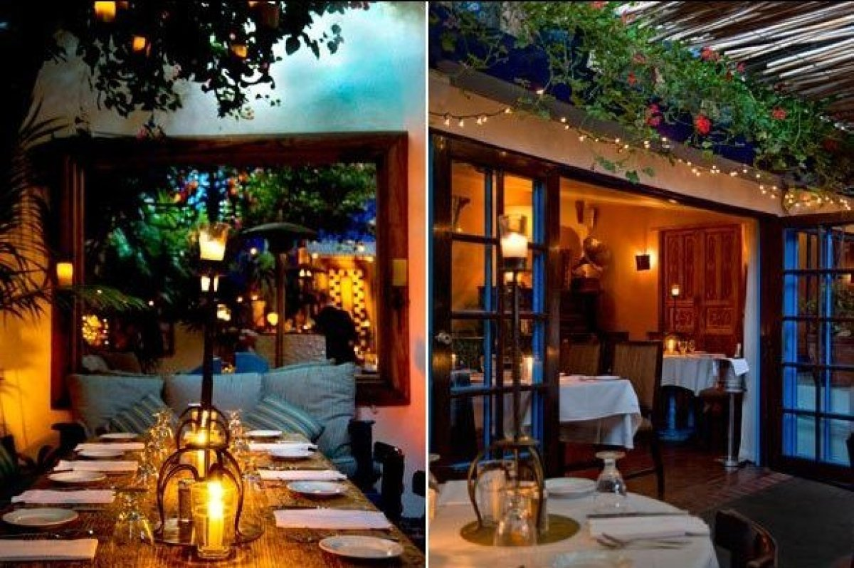 The most romantic restaurants in america huffpost for Romantic restaurants in california