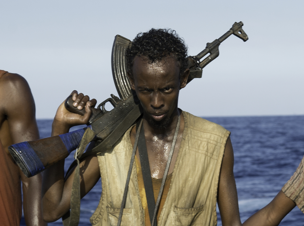 <strong>Under his belt:</strong> None. <br><br><strong>Dipped his toes:</strong> Abdi had never acted before landing the role