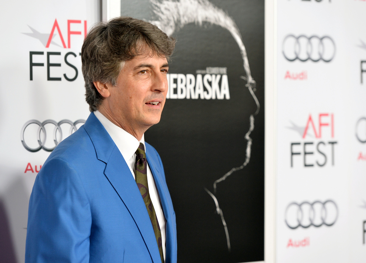 """<strong>Under his belt:</strong> Two screenplay Oscars (2005, """"Sideways""""; 2012, """"The Descendants"""") <br><br><strong>Dipped his"""