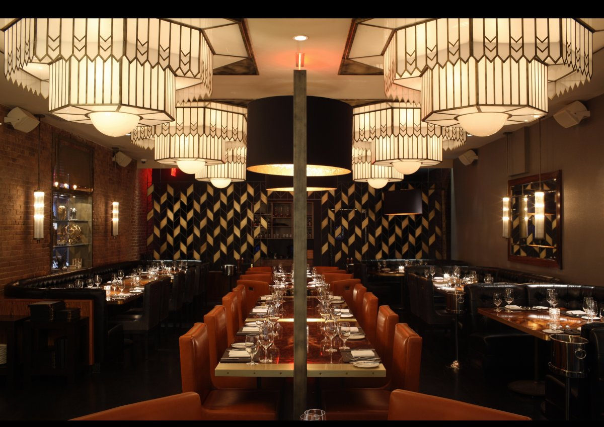 Deco Restaurant. Photo Archilovers With Deco Restaurant. Affordable ...