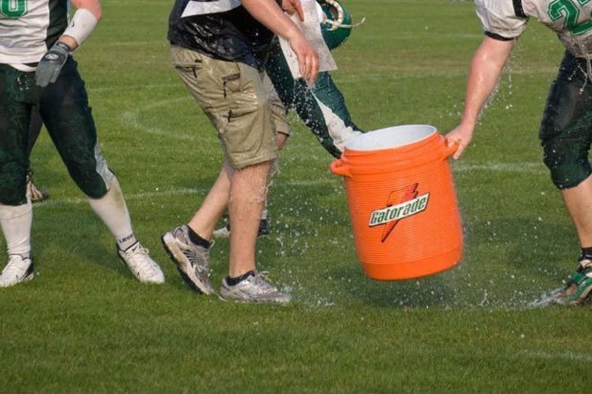 Every year, bets are placed on the color of the Gatorade that douses the winning coach in the Super Bowl. This year, accordin