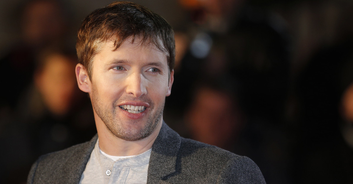 """Yes, <a href=""""http://www.people.com/people/article/0,,20046015,00.html"""" target=""""_blank"""">his sister</a>. Really. James Blunt f"""