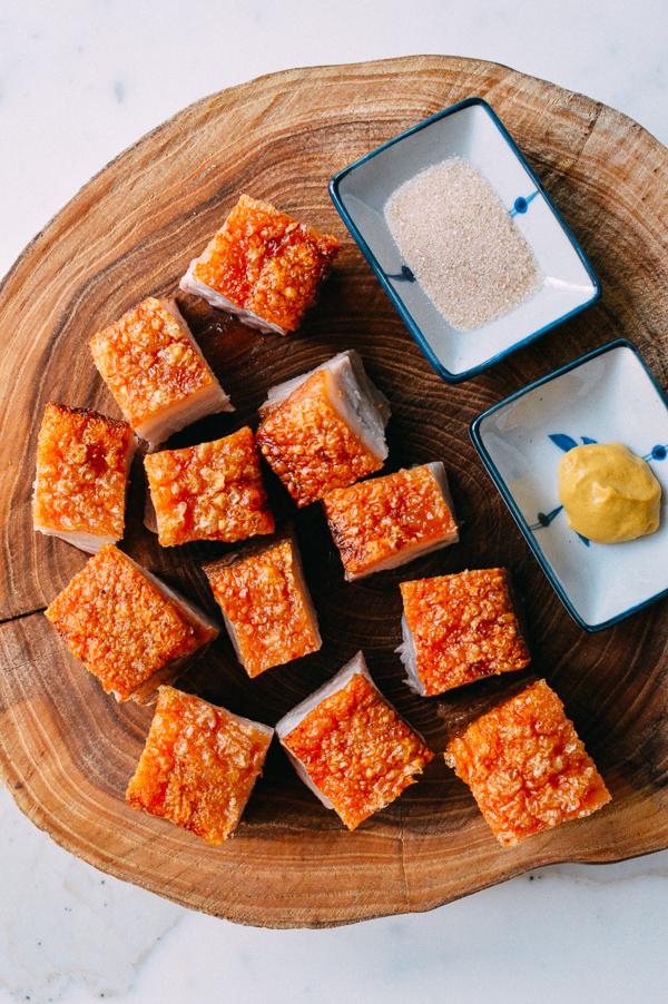 "<strong>Get the <a href=""http://thewoksoflife.com/2015/03/cantonese-roast-pork-belly/"" target=""_blank"">Cantonese Roast Pork B"