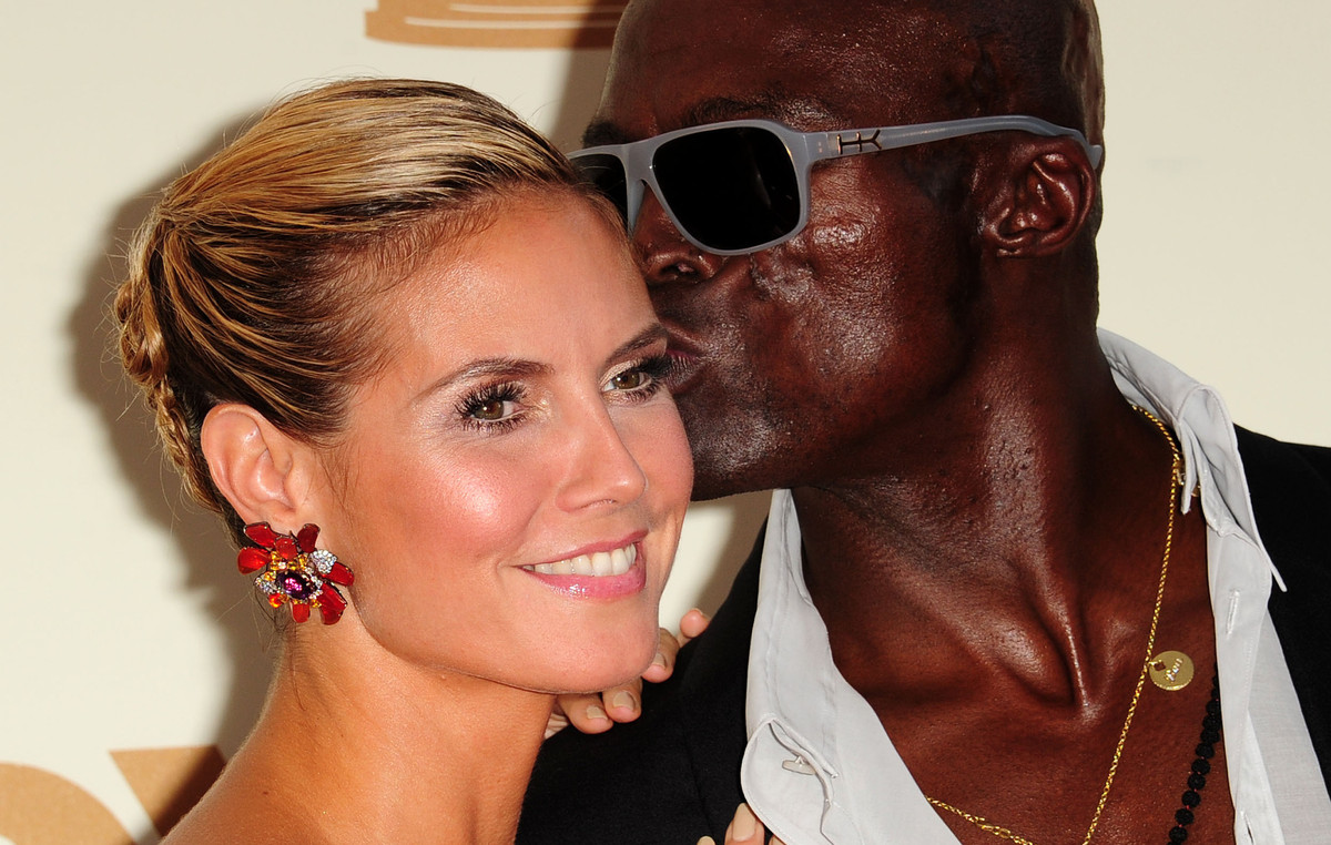 """Though the couple has since split, <a href=""""http://www.people.com/people/article/0,,1013954,00.html"""" target=""""_blank"""">Seal's p"""