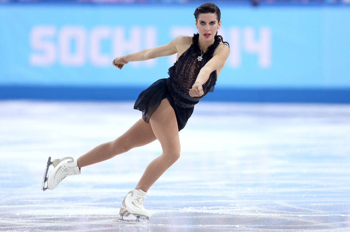 18 Of The Most Eye Catching Costumes From Olympic Figure Skating Team Event