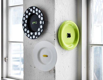 "<a href=""http://www.ikea.com/us/en/catalog/products/60233775/"" target=""_blank"">GRÄDDIG Wall Decoration</a>, $20 for 3"