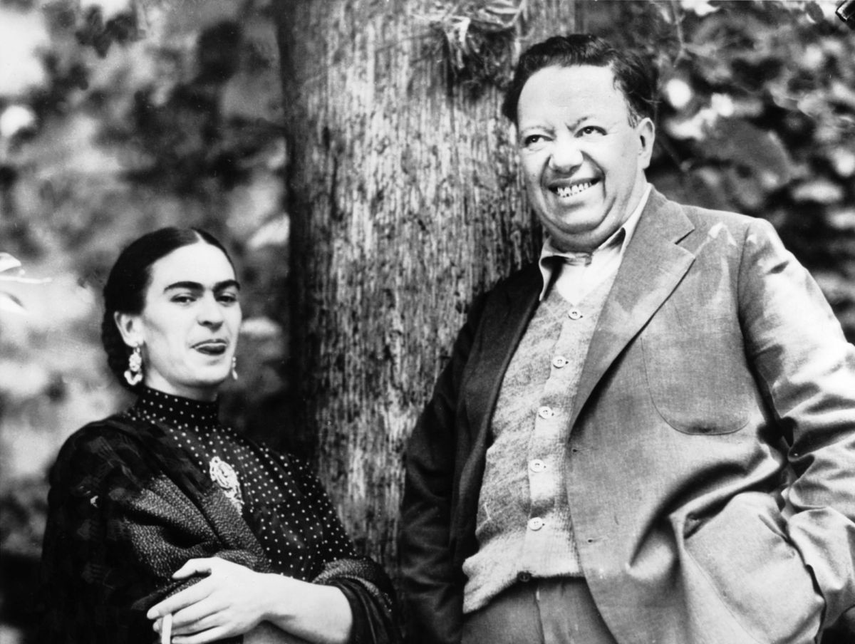 It's complicated doesn't even begin to describe this couple. Frida Kahlo and Diego Rivera knew how to keep it interesting. Th