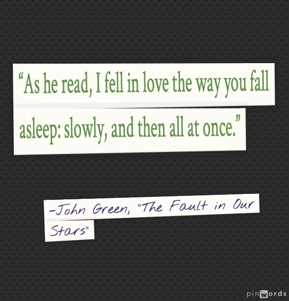 Book Love Quotes: 14 Magical Quotes About High School Love From Your