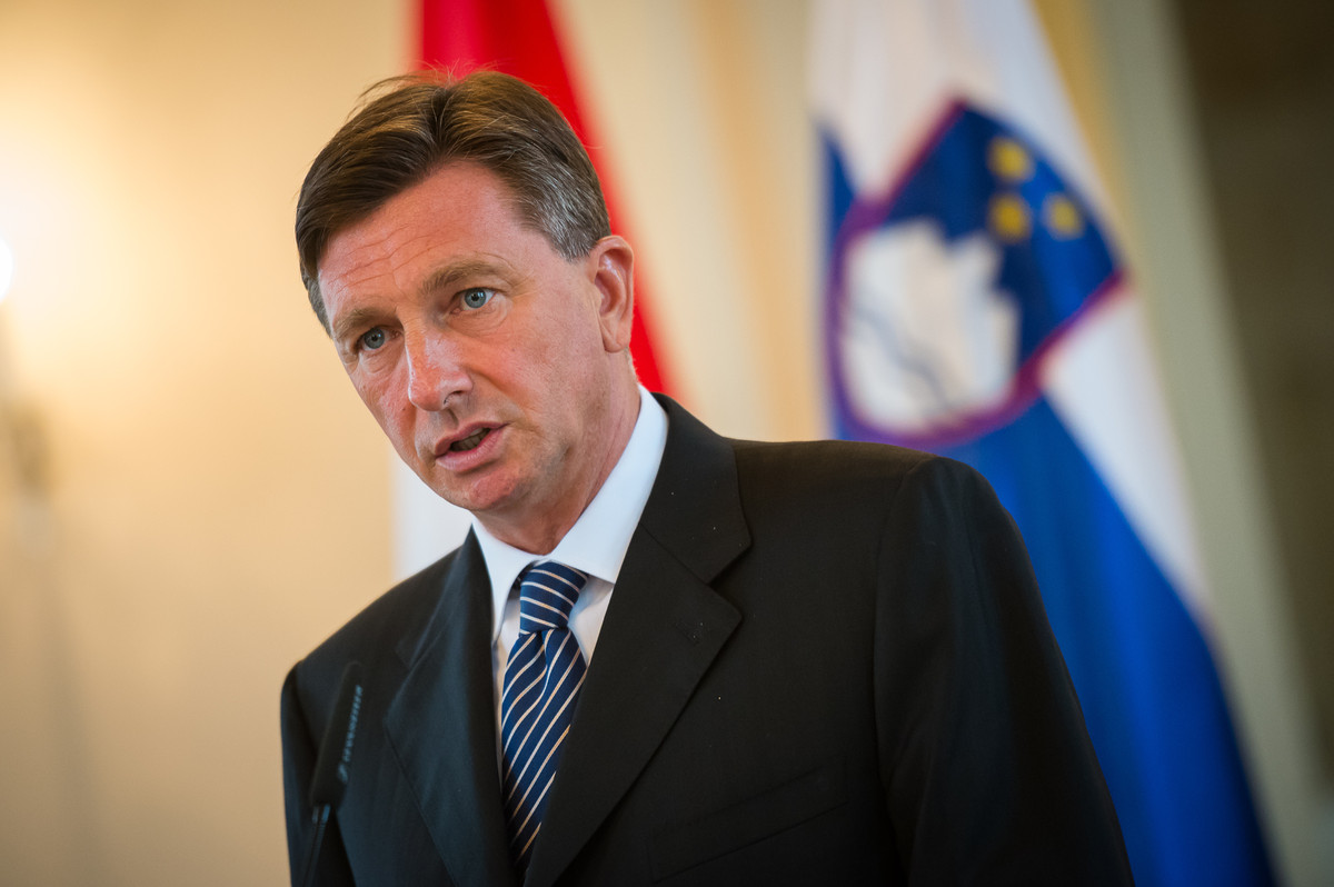 "Slovenian President Borut Pahor worked as a male model to pay his way through college, according to Slovenian weekly Mladina.The former communist official and prime minister won the presidency in December 2012, amid widespread anti-austerity protests. His nationalist political rivals taunt him with the nickname ""Barbie Doll.""Borut Pahor gives a press conference on September 2, 2013 in Ljubljana, Slovenia. (Jure Makovec/AFP/Getty Images)"