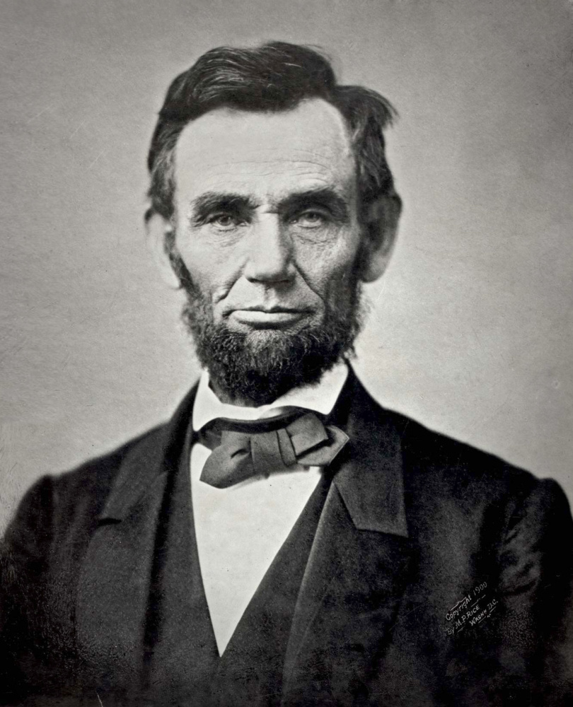 """The 16th president of the United States has <a href=""""http://www.huffingtonpost.com/2013/12/03/the-lincoln-bedroom_n_4374081.h"""