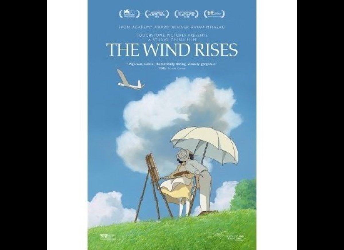 "Hayao Miyazaki's animated film <em>The Wind Rises</em> starts showing at the <a href=""http://elcapitan.go.com"" target=""_hplin"