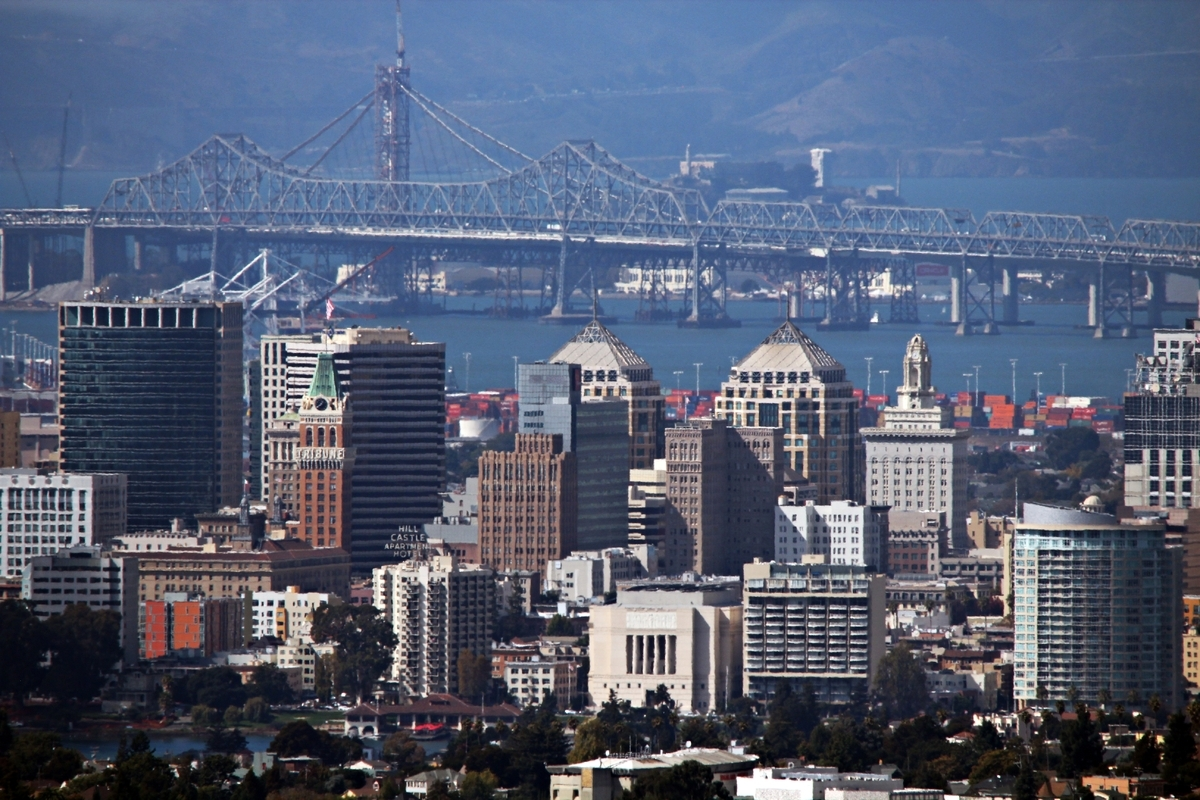 Oakland is one of the cities on Law Street's list that saw its violent crime increase compared to the first six months of 201