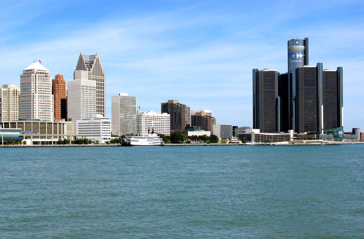 Though it takes home the ignominious distinction of America's most violent city, according to Law Street, Detroit residents c