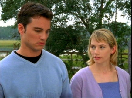 """Meredith Monroe was in her early 30s when her """"Dawson's Creek"""" character Andie McPhee was in high school."""