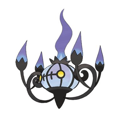 <br>Type: Ghost, Fire<br>Skill: Hypnotizes prey by waving its arms, then absorbing their spirit to burn as fuel.<br>Why is Ch