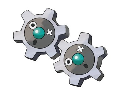 <br>Type: Steel<br>Skill: The two gears spin around each other to create energy.<br>Ok, Pokemon. It's stuff like Klink that r