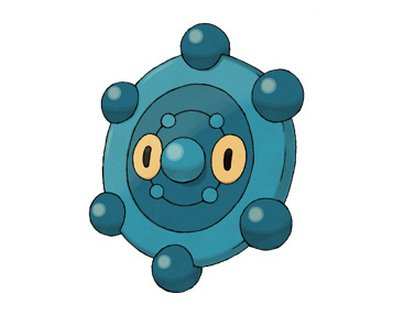 <br>Type: Steel, Psychic<br>Skill: The patterns on their backs are said to contain a mysterious power<br>The Pokedex says the