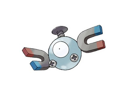 <br>Type: Electric, Steel<br>Skill: Born with the ability to defy gravity; magnetism.<br>Another powerful Pokemon, Magnemite