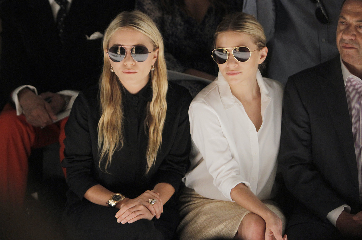 These child stars–turned–fashion–moguls have brilliantly transitioned into the fashion world. The Olsen twins founded their o