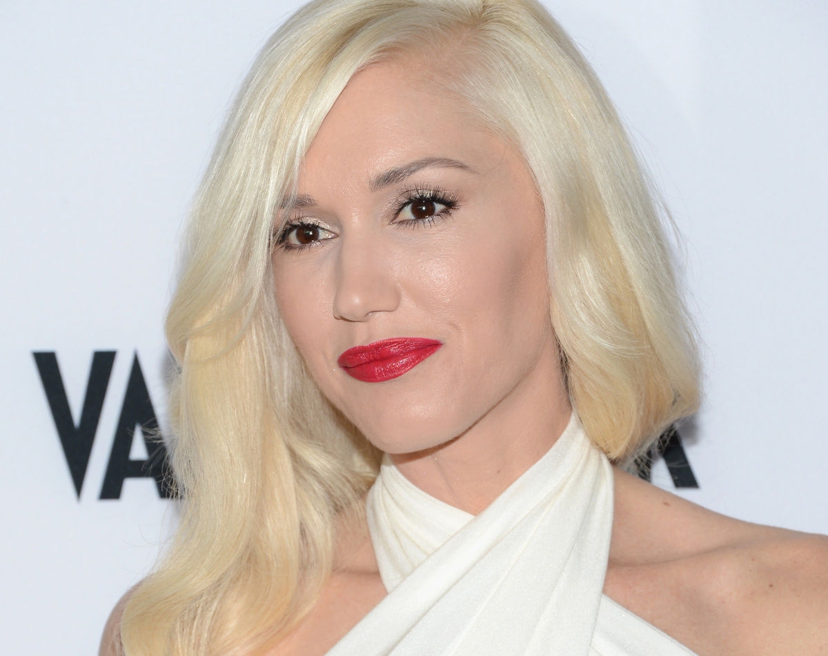 Gwen Stefani rocks out as the lead singer of No Doubt, but the stage isn't her only territory. Stefani has found incredible s