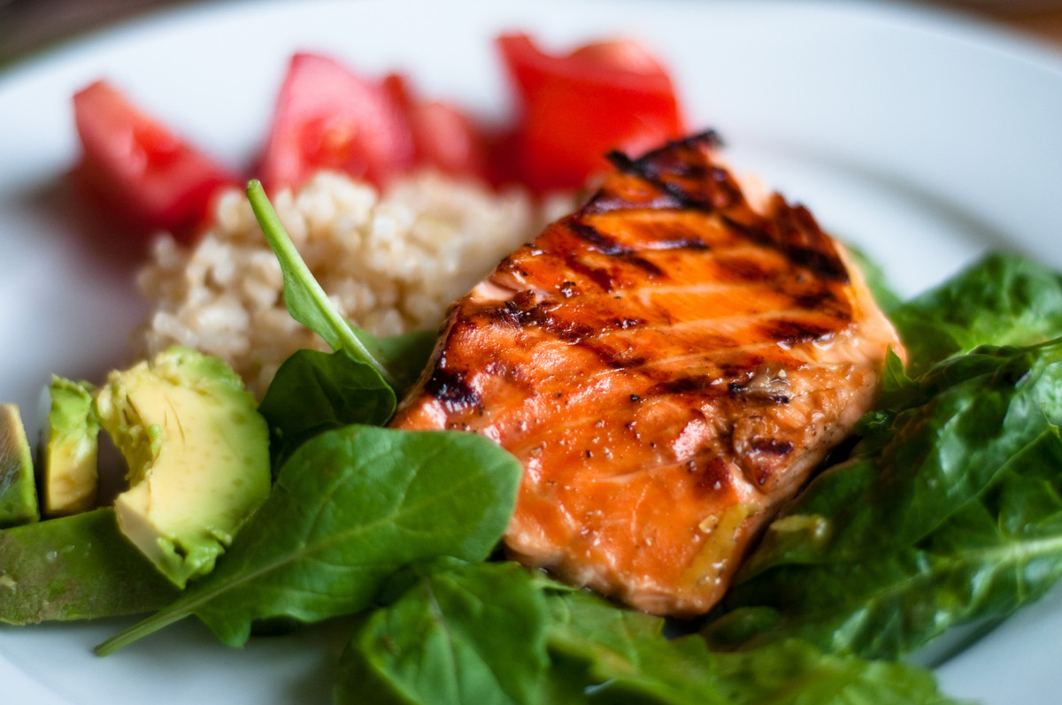 """Salmon is a whole food source of Omega 3 fatty acids, which are essential to our body function and help to reduce inflammati"