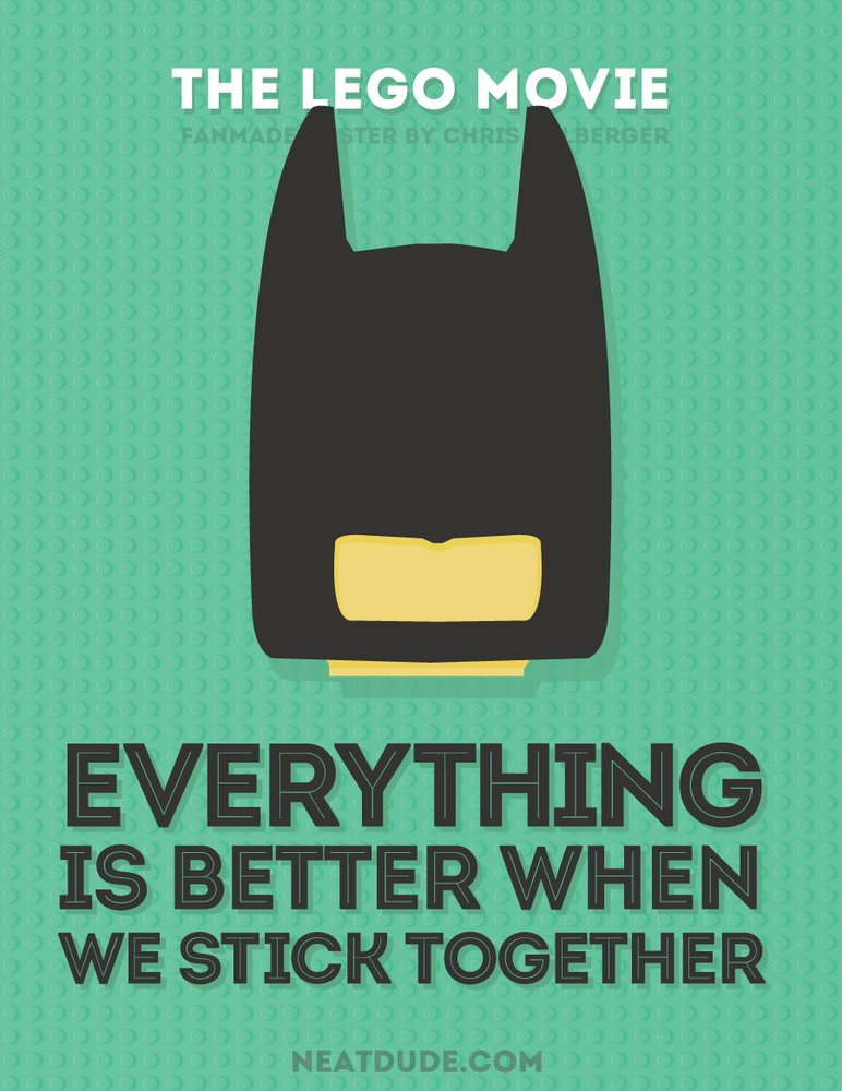 Minimalist Classroom Quotes ~ These minimalist posters will make you love the lego