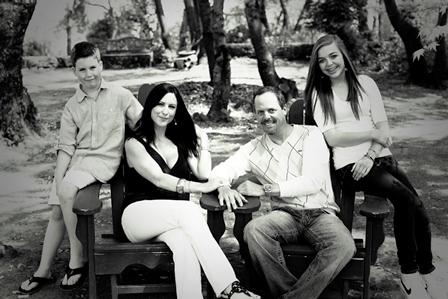 Connor, Shelley, Tyler and Hannah